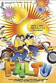 FALTU 2011 DVDRip  720p x264 [DDR]2.2GB