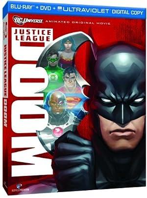 Justice League: Doom (2012) Download on Vidmate