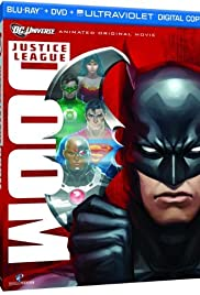 Justice League: Doom Poster
