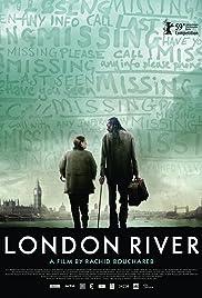 London River Poster