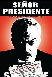 El Señor Presidente Poster