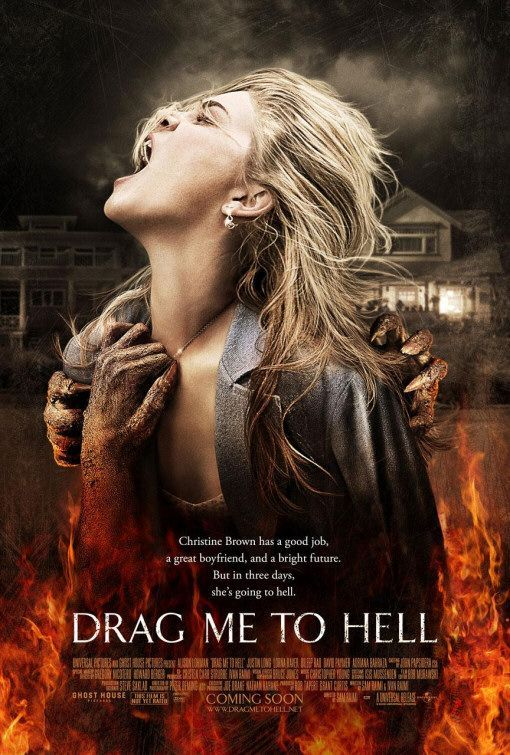 Drag Me to Hell (2009) Tagalog Dubbed
