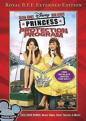 Poster Prinzessinnen Schutzprogramm