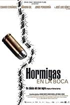 Image of Hormigas en la boca