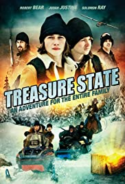 Treasure State Poster