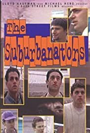 The Suburbanators Poster