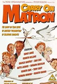 Carry on Matron(1972) Poster - Movie Forum, Cast, Reviews