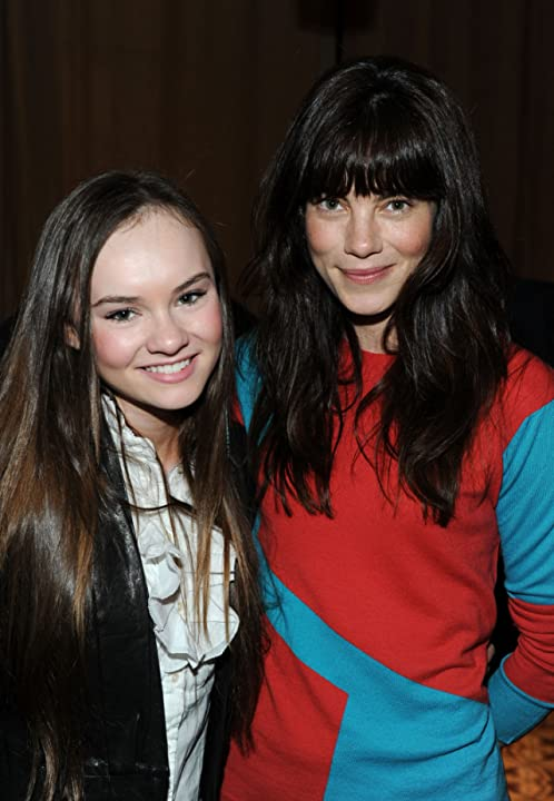 Michelle Monaghan and Madeline Carroll