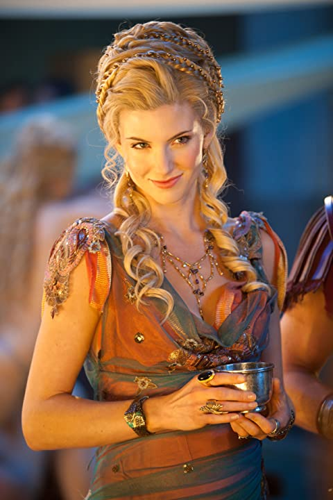Viva Bianca in Spartacus: War of the Damned (2010)