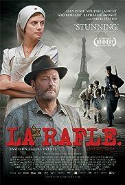La Rafle Poster