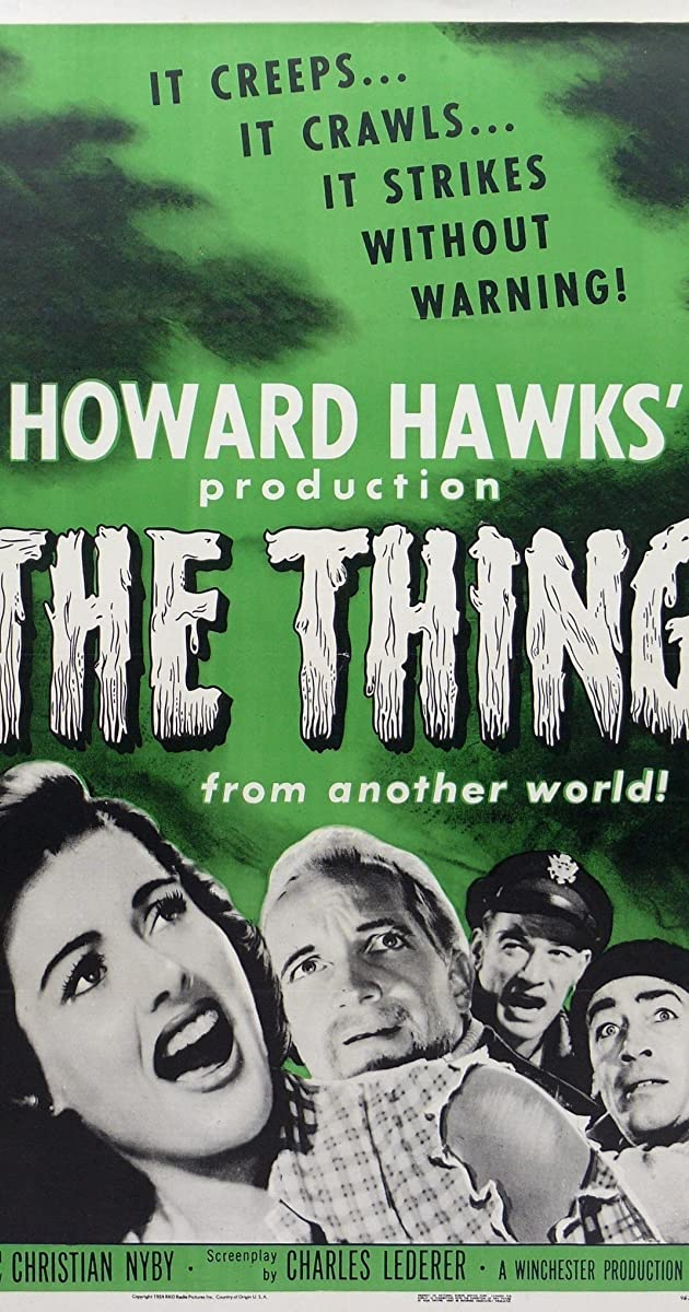 the thing from another world 1951 imdb