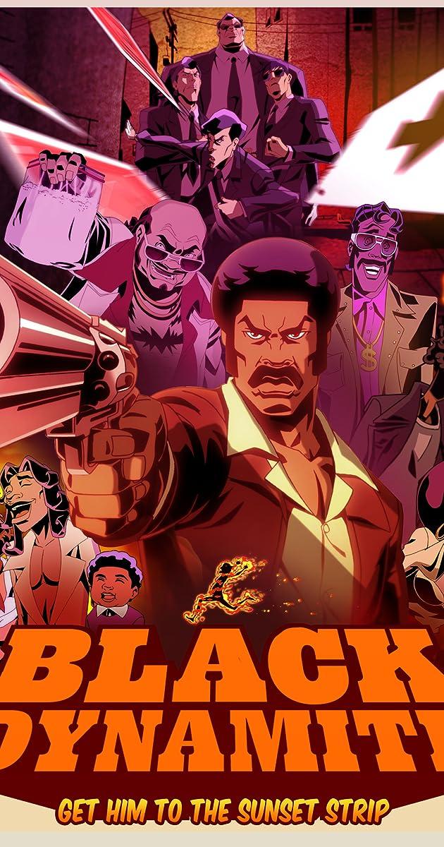 black dynamite tv series 2011�2015 imdb