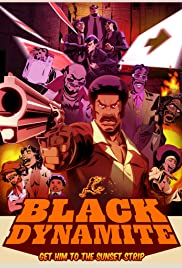 Black Dynamite Poster - TV Show Forum, Cast, Reviews
