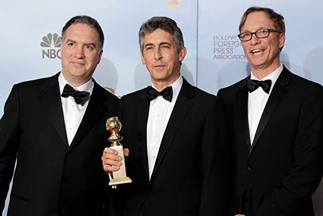 Jim Burke, Alexander Payne, and Jim Taylor