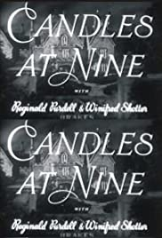Candles at Nine Poster