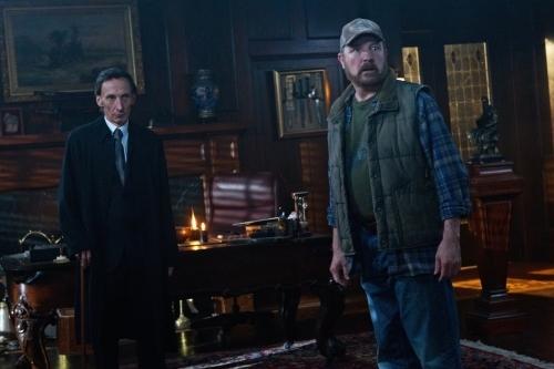 Jim Beaver and Julian Richings in Supernatural (2005)