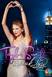 Taylor Swift: Speak Now Poster