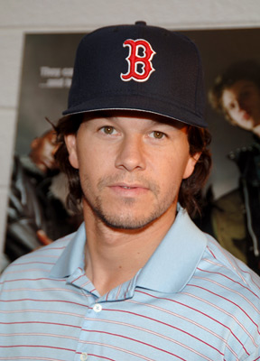 Mark Wahlberg at an event for Four Brothers (2005)