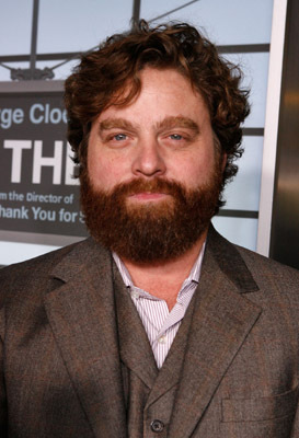 Zach Galifianakis at Up in the Air (2009)