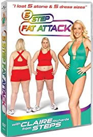 5 Step Fat Attack with Claire Richards from Steps Poster