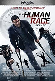 The Human Race (2013) Poster - Movie Forum, Cast, Reviews