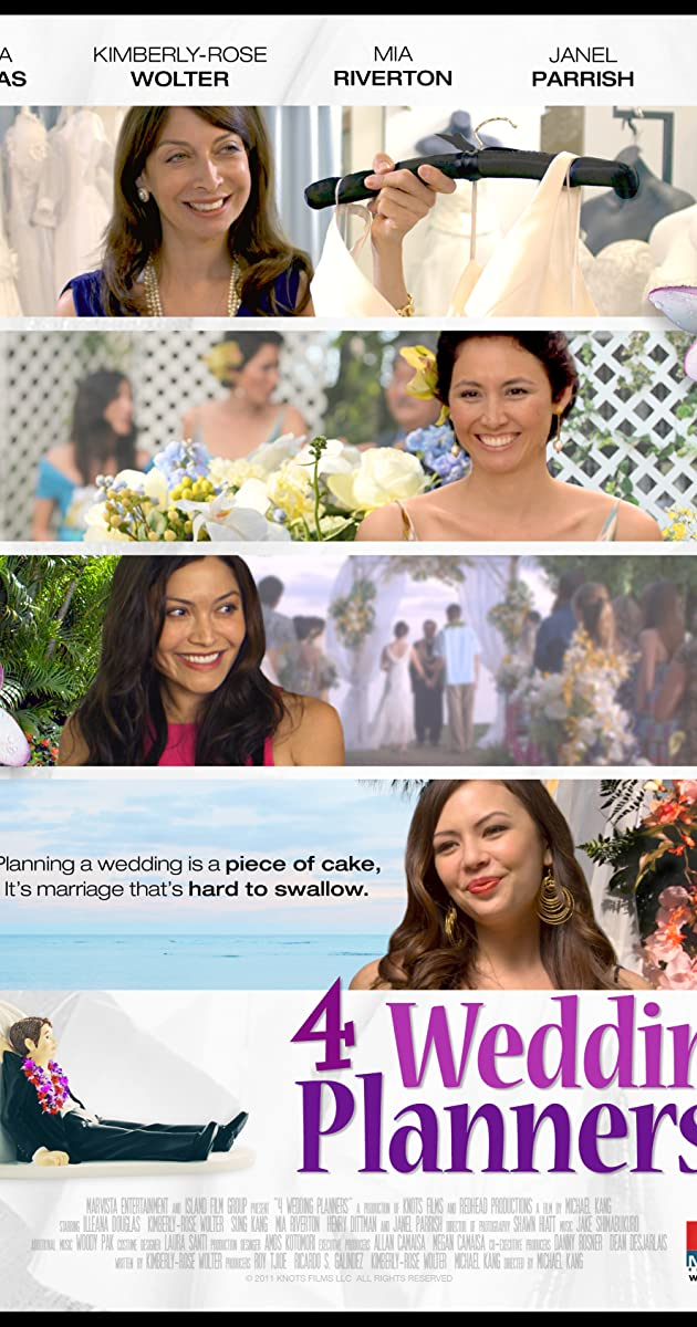 4 Wedding Planners 2011