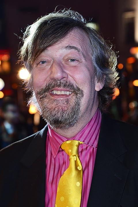 Stephen Fry at Life of Pi (2012)