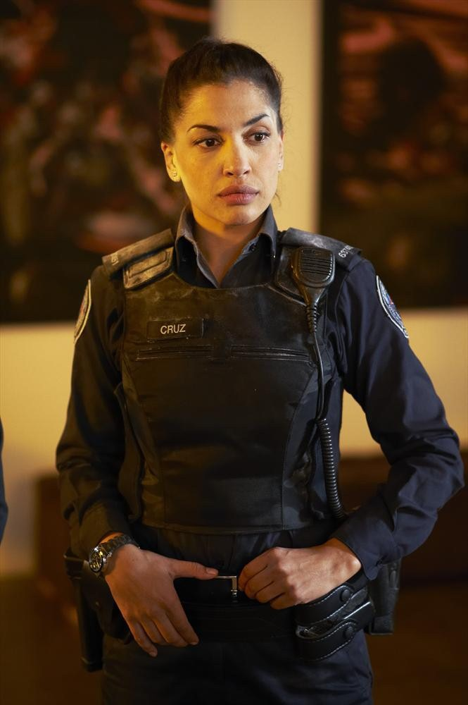 rachael ancheril rookie blue