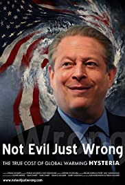 Not Evil Just Wrong (2009) Poster - Movie Forum, Cast, Reviews