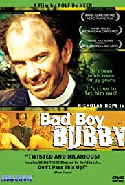 Bad Boy Bubby (1993) Poster - Movie Forum, Cast, Reviews