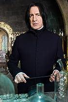Image of Professor Severus Snape