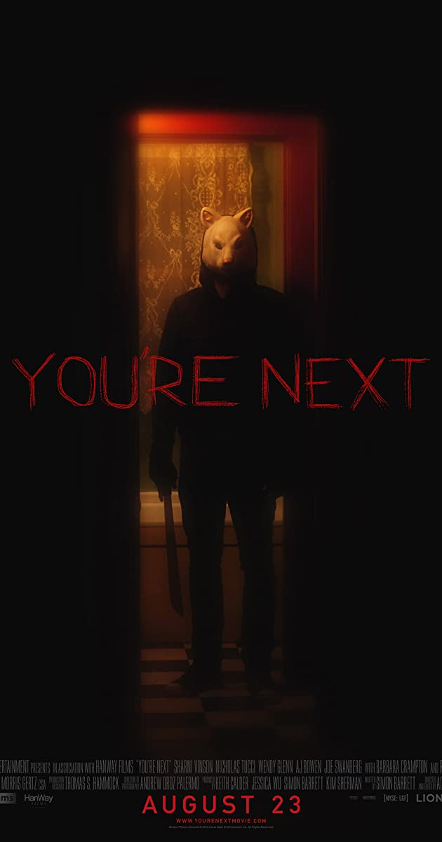 """You're Next"" or ""When Stupid Ass Rich White People Get ... 