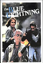 The Blue Lightning Poster