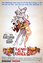 Love Is a Ball Poster