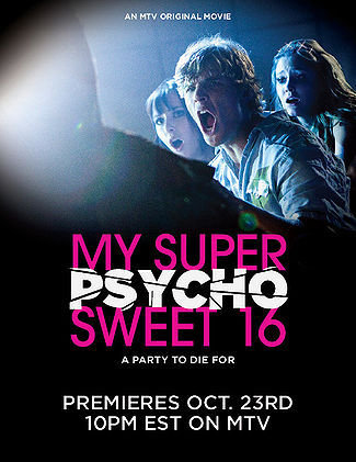 image My Super Psycho Sweet 16 (2009) (TV) Watch Full Movie Free Online