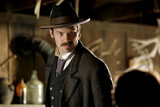 Timothy Olyphant in Deadwood (2004)