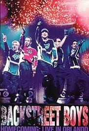 Backstreet Boys Homecoming: Live in Orlando Poster