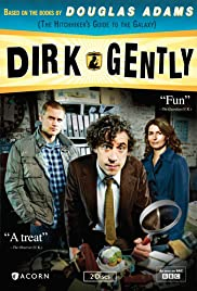 Dirk Gently Poster - TV Show Forum, Cast, Reviews