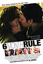 6 Month Rule (2011) Poster