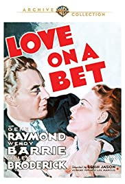 Love on a Bet Poster
