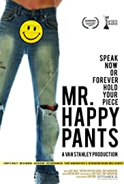 Mr Happy Pants Poster