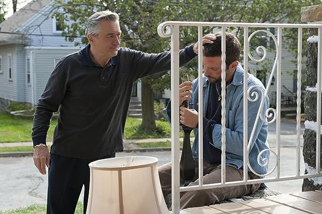 Robert De Niro and Bradley Cooper in Silver Linings Playbook (2012)