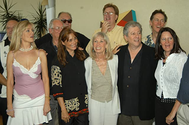 Verna Bloom, Stephen Furst, Mark Metcalf, Peter Riegert, Matty Simmons, and James Widdoes