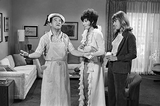 Michele Lee, Billy Sands, and Nita Talbot at Love, American Style (1969)