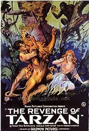 The Revenge of Tarzan Poster