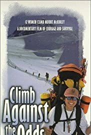 Climb Against the Odds Poster