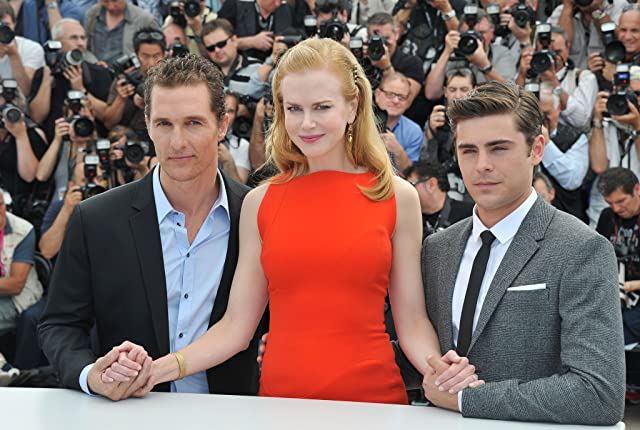 Nicole Kidman, Matthew McConaughey, and Zac Efron at The Paperboy (2012)
