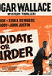 Candidate for Murder Poster
