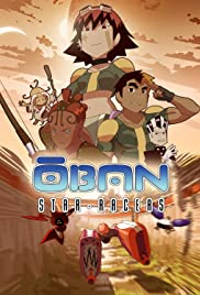 Oban Star-Racers Poster - TV Show Forum, Cast, Reviews