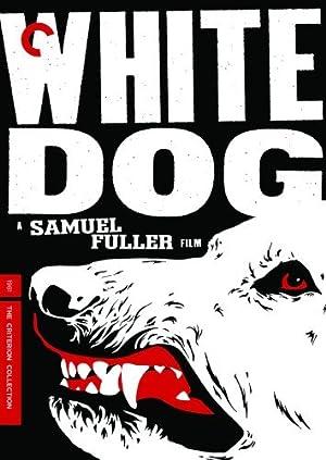 White Dog poster